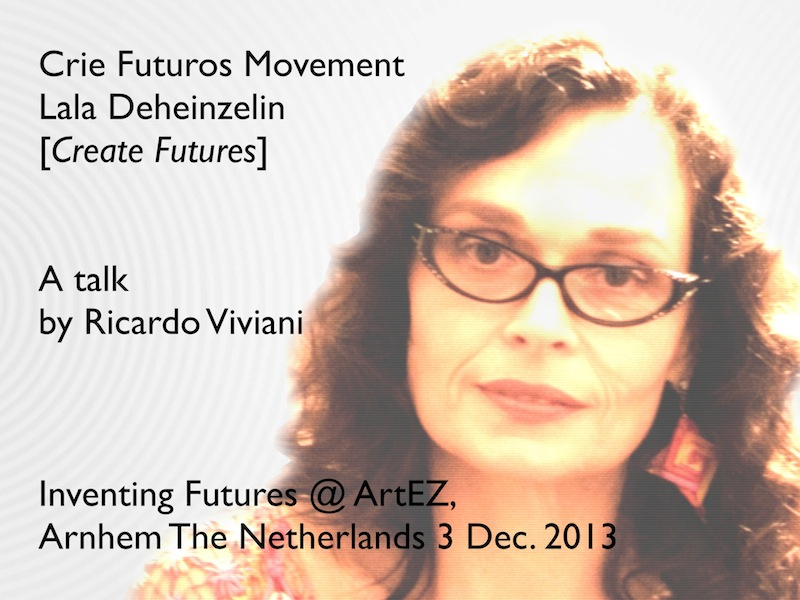 presentation @ ArtEZ